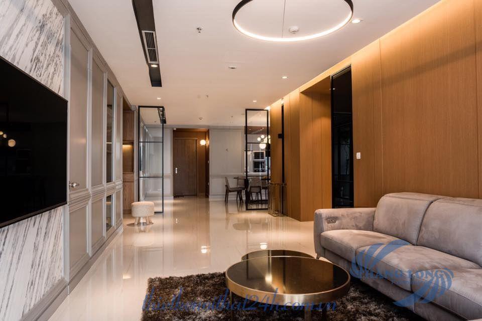 Thiết kế thi công căn hộ hiện đại tại COMA 6