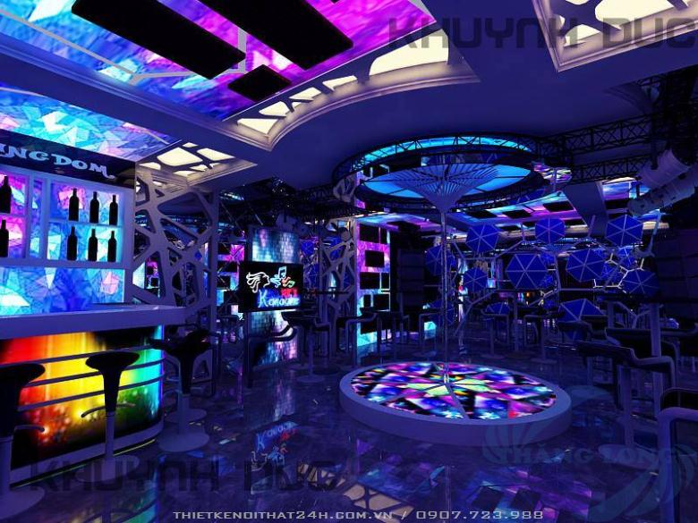 Bar Karaoke Billiards