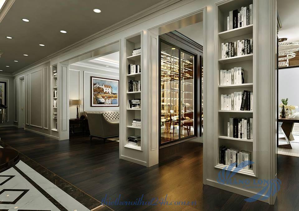 Thiết kế nội thất Vinhomes Gardenia Mỹ Đình