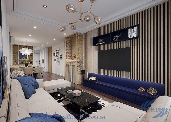 Thiết kế thi công căn hộ 3 ngủ tại 47 Nguyễn Tuân