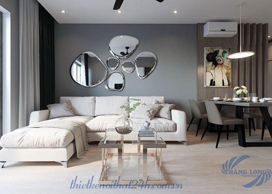 Thiết kế căn hộ 2 ngủ - chung cư Season Avenue - Mỗ Lao - Hà Nội