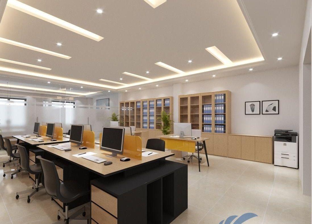 Thiết kế thi công văn phòng công ty Trường Thành