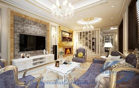 Thiết kế biệt thự VinHome Riveside 2 The Harmony