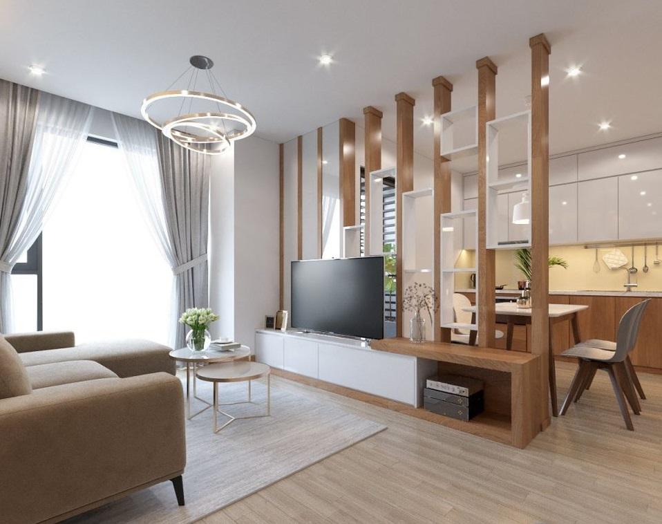 Thiết kế thi công căn hộ Thiên Niên Kỷ - Hà Đông - Hà Nội