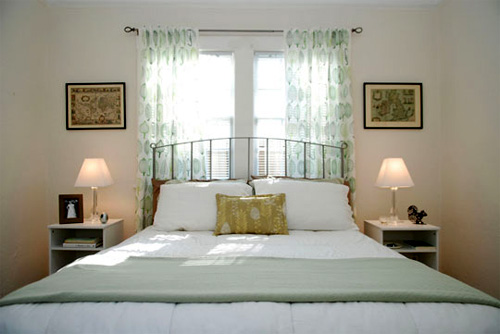 6 vị trí trong nhà không nên đặt giường ngủ