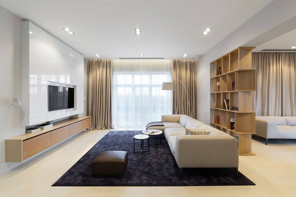 Quy trình thi công hoàn thiện nội thất
