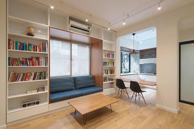 Hô biến nhà tập thể cũ, thành căn hộ cao cấp