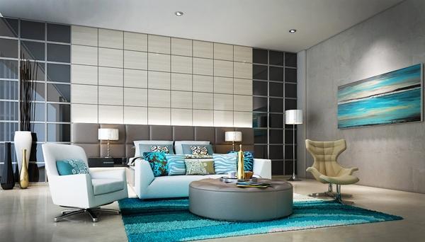 Xu hướng thiết kế nội thất chung cư hiện đại 2020