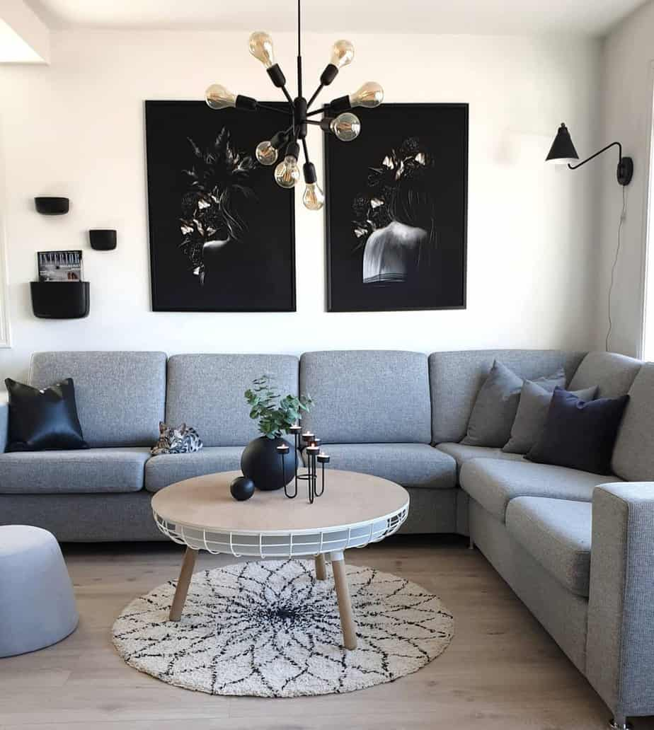 3 phong cách thiết kế nội thất chung cư không bao giờ lỗi mốt