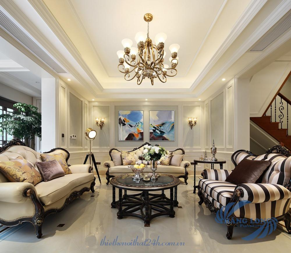 99+ Mẫu thiết kế nội thất phòng khách cực kỳ hợp lý - Phần 1
