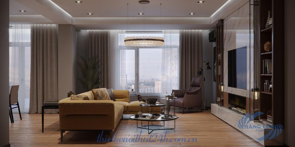 18+ Ý tưởng thiết kế nội thất chung cư 2 phòng ngủ