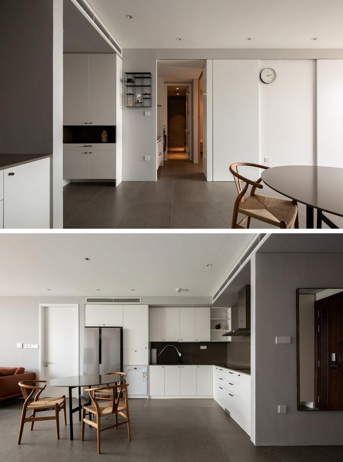 Cải tạo căn hộ rộng hơn, dù thêm phòng ngủ